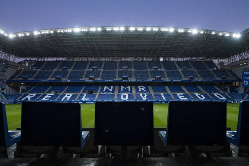 El Real Oviedo recibe al Lugo en el Carlos Tartiere