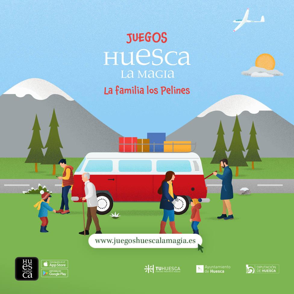 Juegos Huesca La Magia