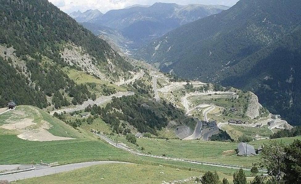Encuentran muertos a dos jóvenes de 18 y 22 años en el Coll dOrdino, en Andorra