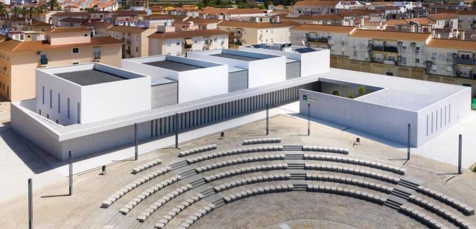 Huelva.- El nuevo centro de salud de Gibraleón abre sus puertas e inicia la actividad de asistencia a la ciudadanía
