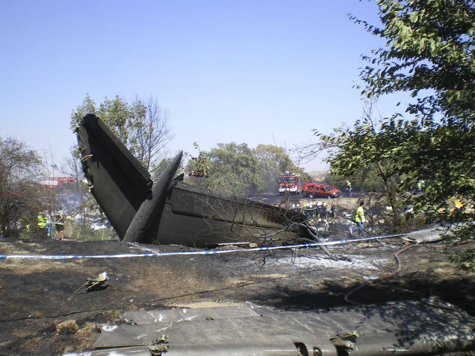 La Comisión parlamentaria del accidente de Spanair votará el próximo 20 de abril el dictamen final