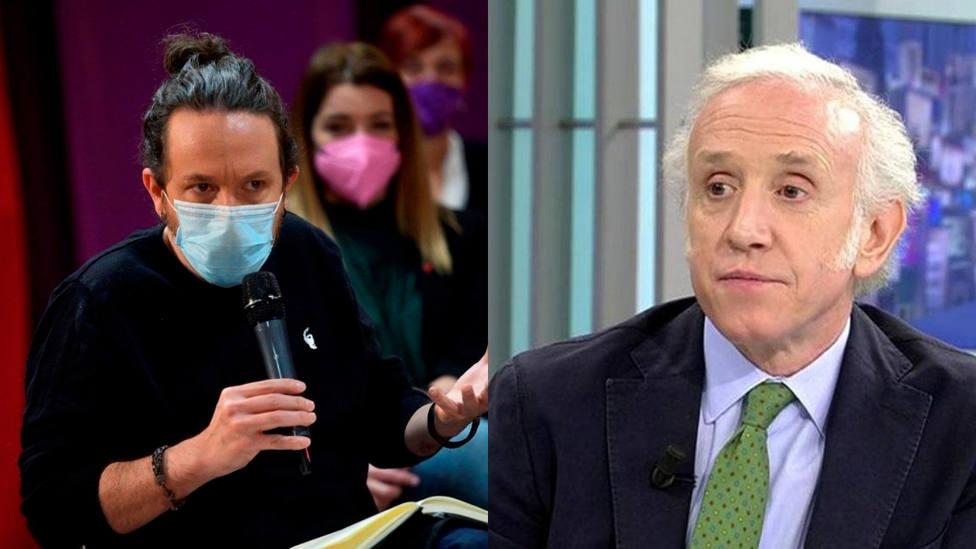 Pablo Iglesias anuncia una demanda contra Eduardo Inda por sus palabras en El programa de Ana Rosa