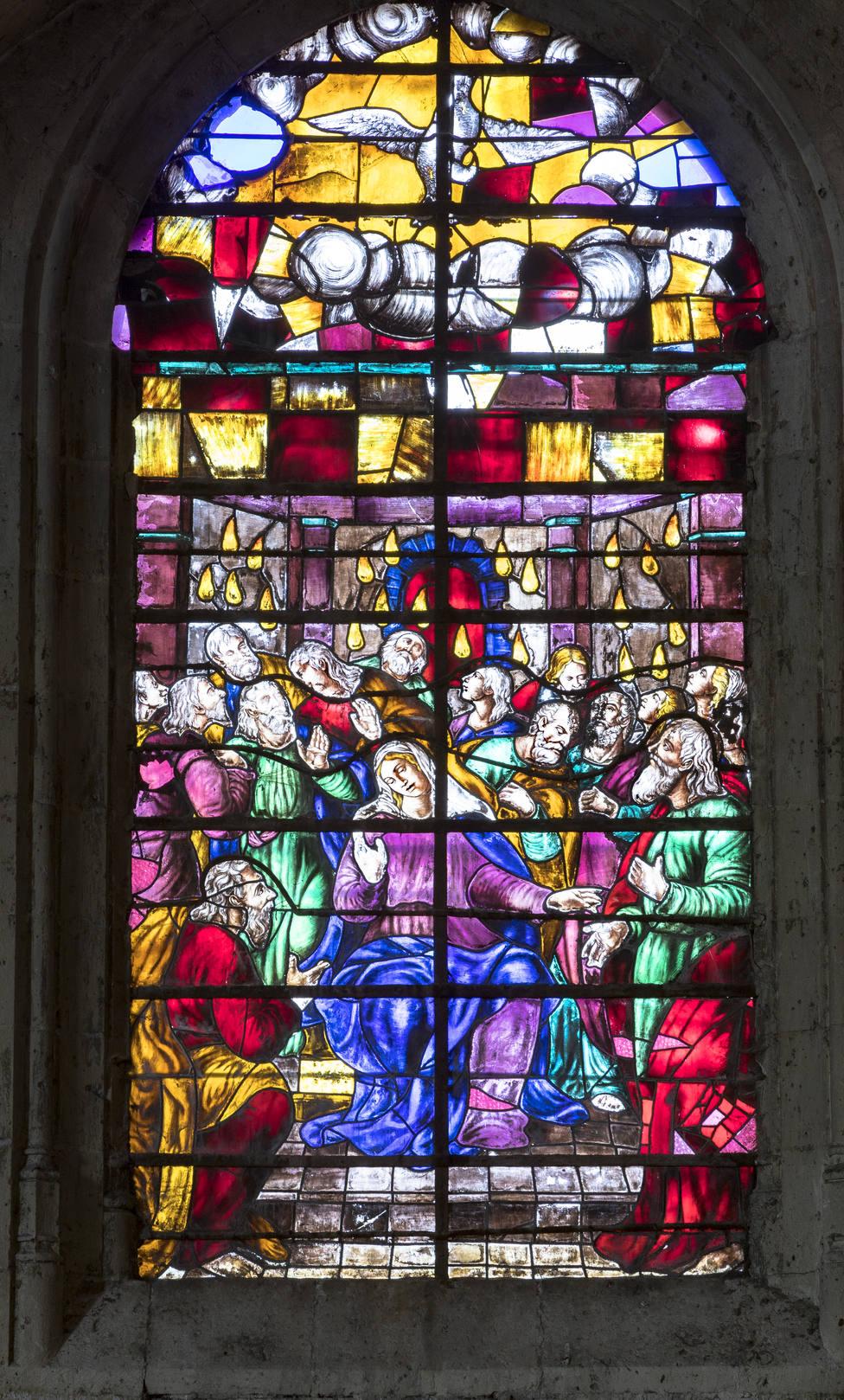 Pentecostés en el tabernáculo