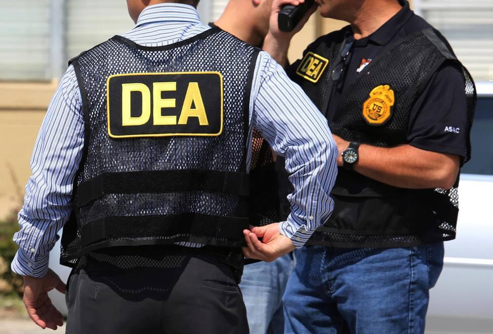 Agentes de la DEA- Imagen de archivo