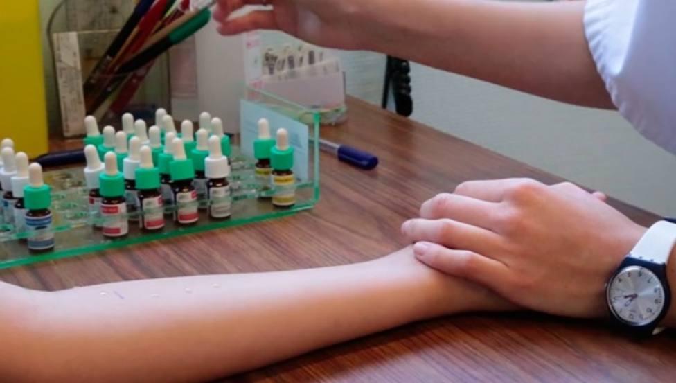 Un estudio de la UNIR detecta que los niños con alergias son más propensos a rabietas