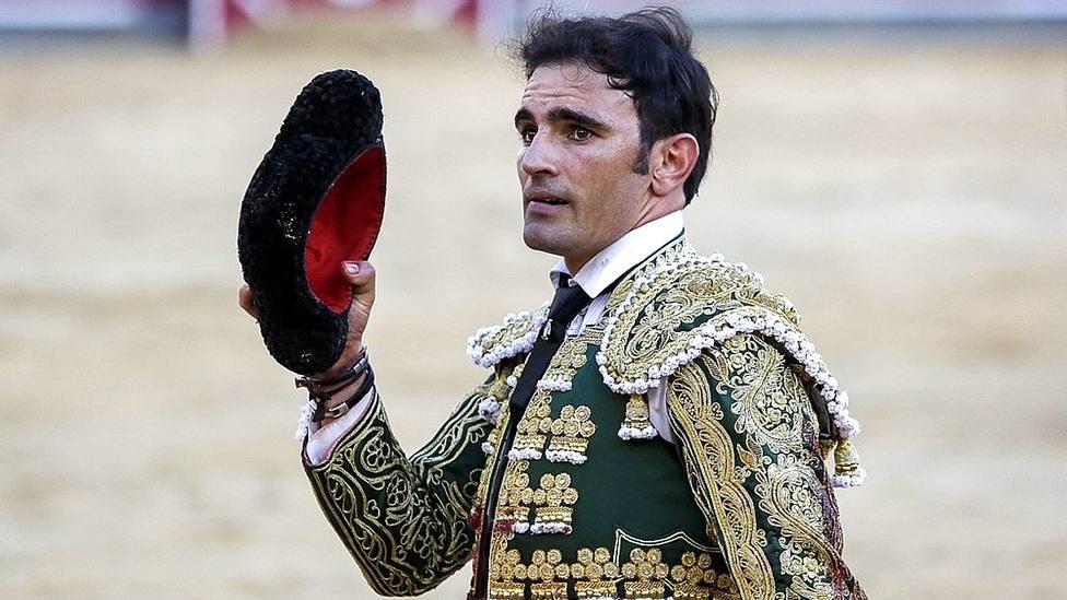 Sergio Serrano, en una imagen de archivo, ha saludado la única ovación en Vic Fezensac (Francia)