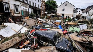 El Papa envía un telegrama a Alemania y Bélgica tras las inundaciones causadas por las intensas lluvias