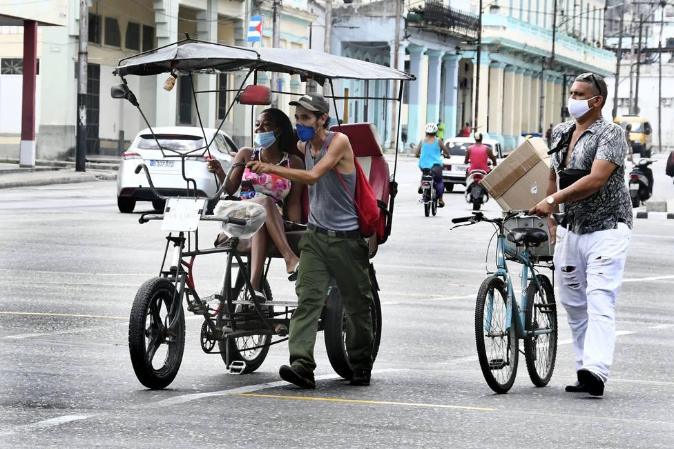 Cuba registra 6.460 nuevos casos de covid-19 y 65 fallecidos en las últimas 24 horas