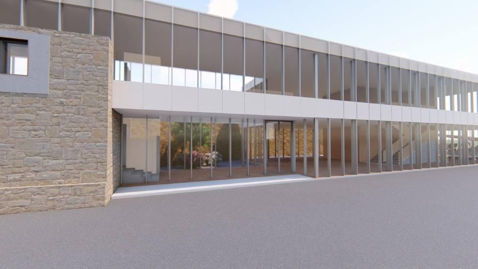 El Club Fluvial proyecta un centro cultural en la Casa del Conserje