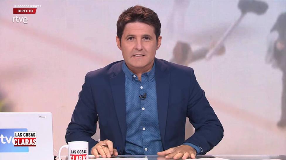 Vaya con el Gobierno...: la última decisión de TVE que escandaliza a una colaboradora de Las Cosas Claras