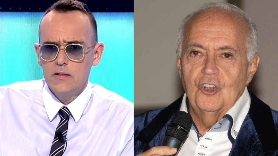 Risto Mejide tumba a José Luis Moreno al destapar su plan secreto: a través de mensajes de WhatsApp