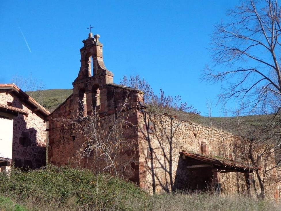 Iglesia de Santa Elena (Turza, Ezcaray)