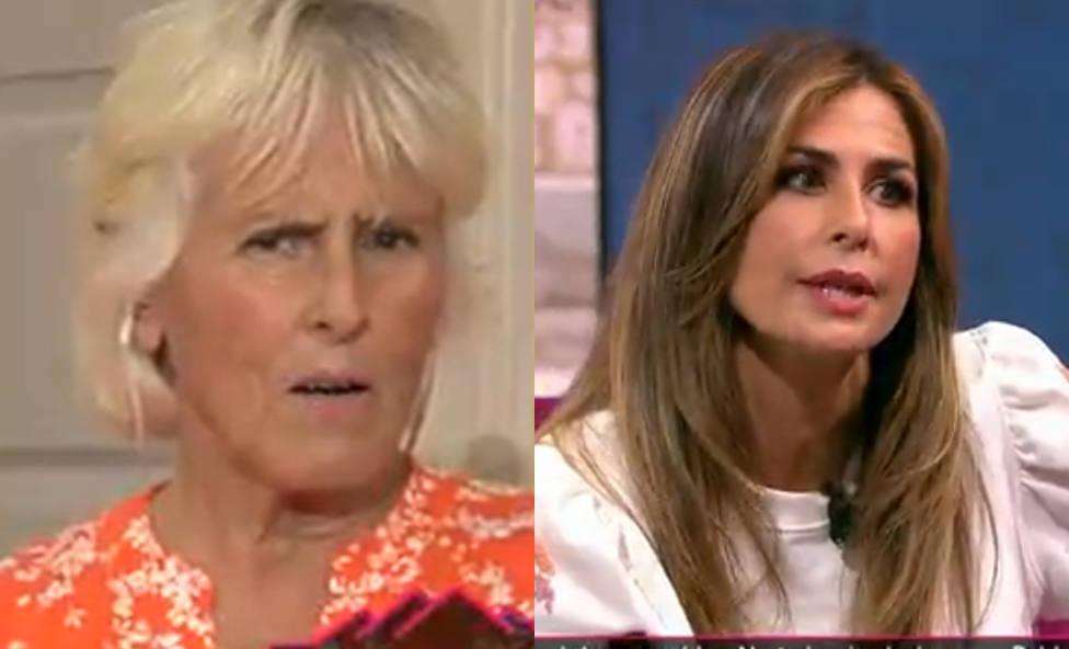 Mercedes Milá se queja a Nuria Roca por lo que se oye en su entrevista: Es muy incómodo