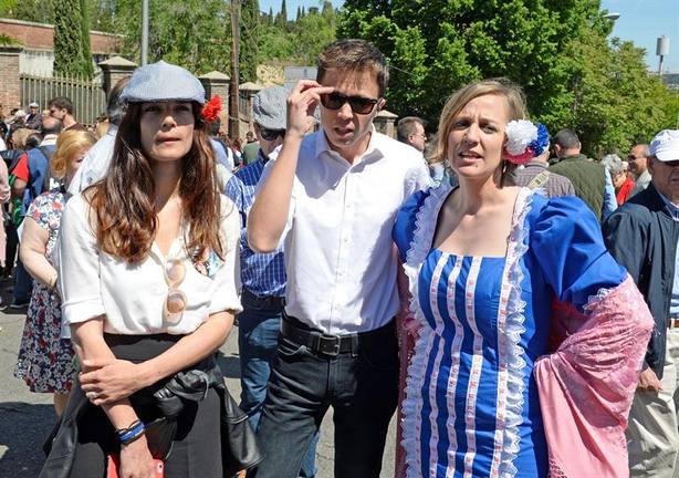 Tania Sánchez se viste de chulapa tras el revés de los afiliados de Podemos: no será la número 2 de Errejón