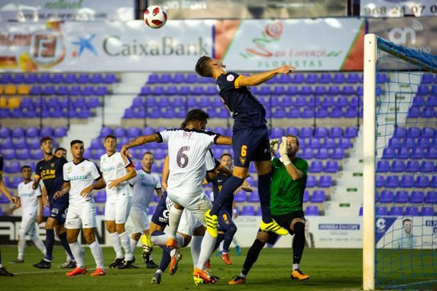 Rácing de Santander y Ebro, rivales de UCAM CF y Real Murcia en la segunda ronda