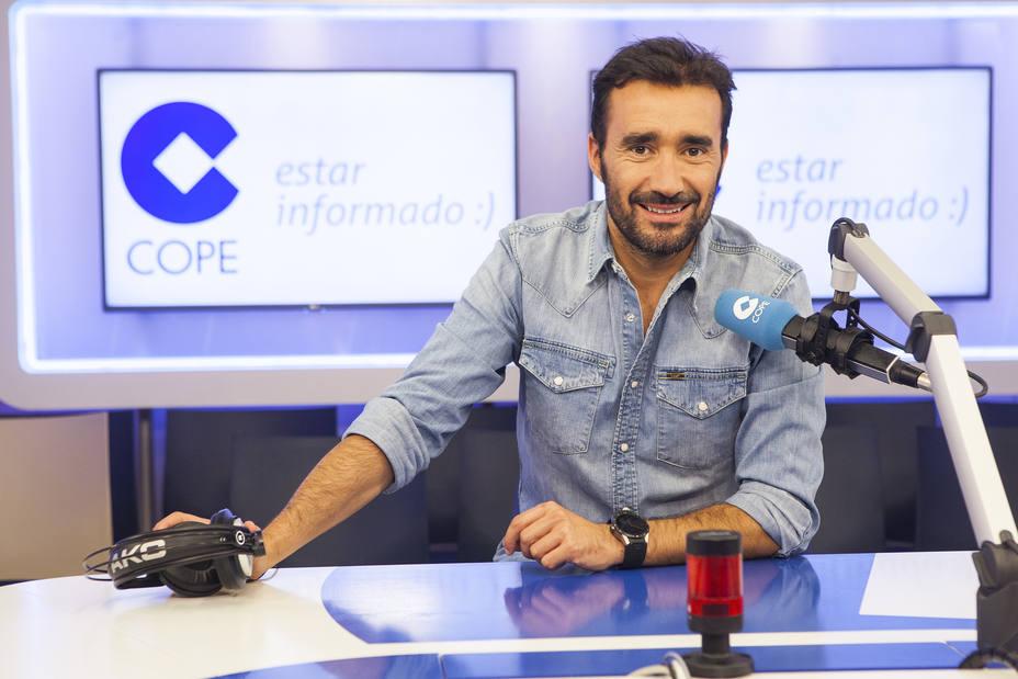 Juanma Castaño, director y presentador de El Partidazo de COPE