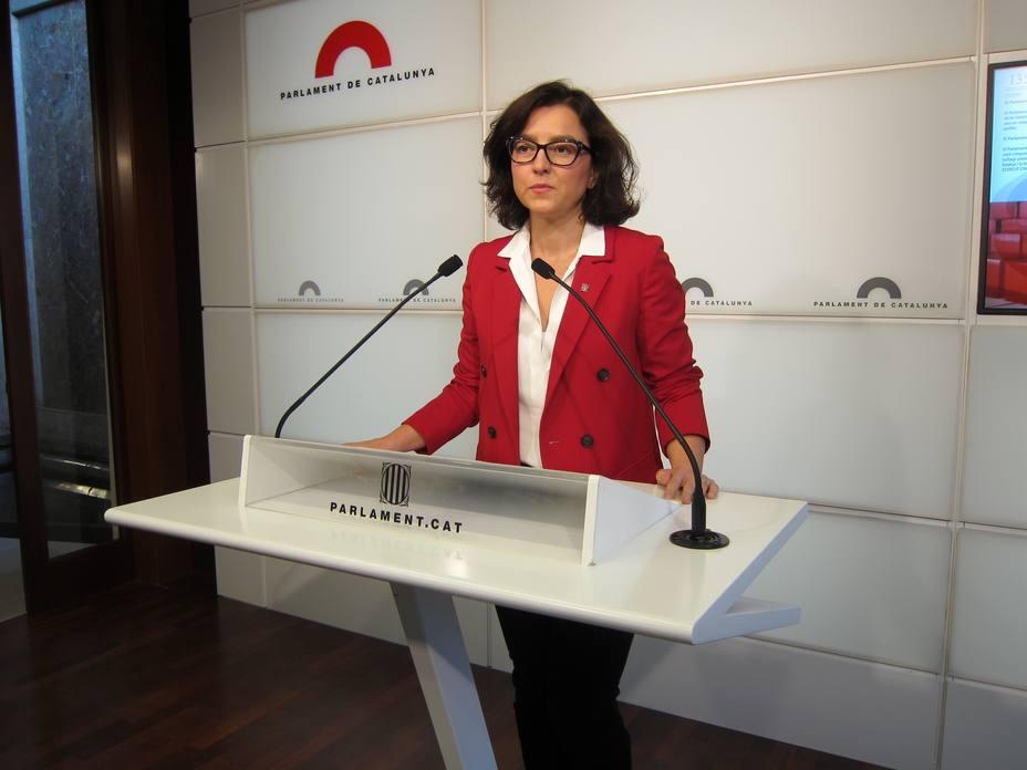 El PSC pide a los comuns que defiendan ante el Govern la aprobación de los PGE