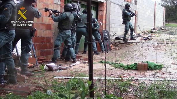 Guardia Civil detiene a 57 personas en operación antidroga en el Estrecho