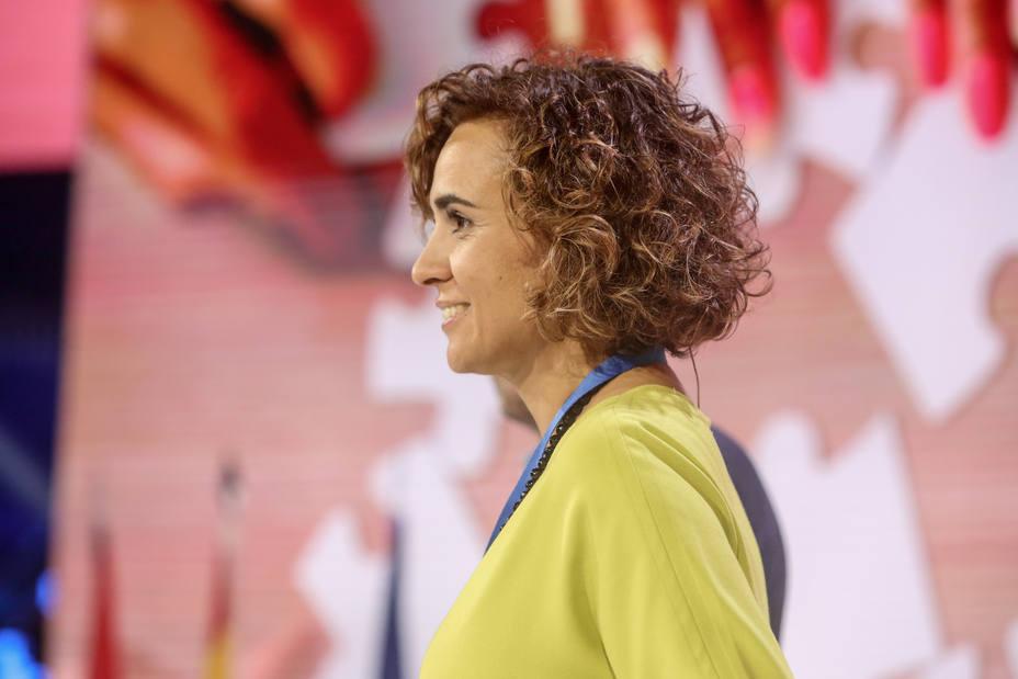 Montserrat advierte de que los PGE son el pago a la traición del Gobierno de Sánchez ante los independentistas