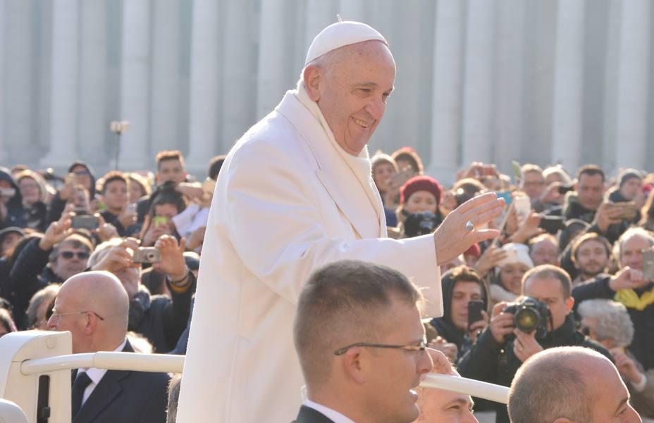 El Papa viajará a Nápoles el próximo 21 de junio