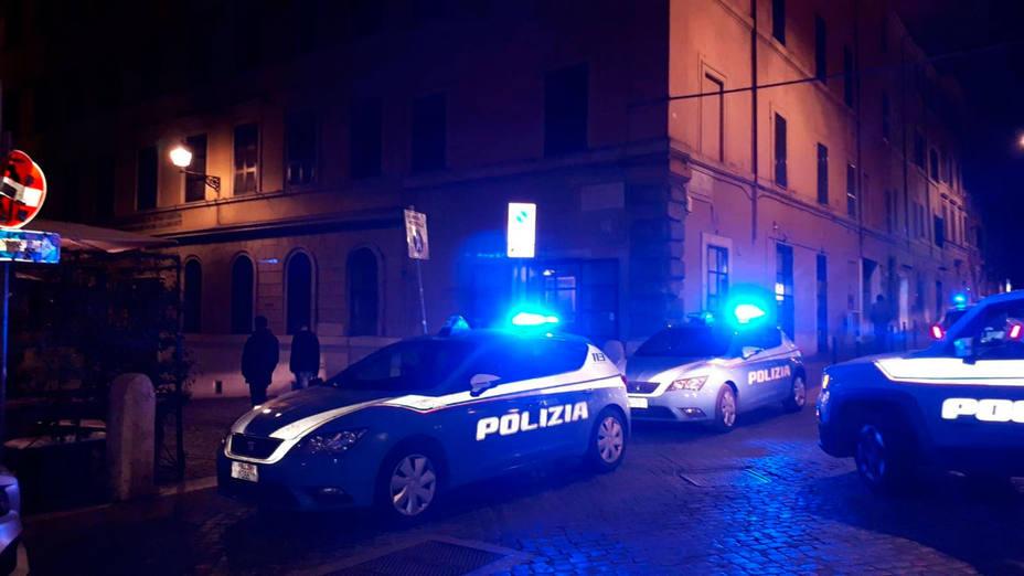 Pelea en Roma entre aficionados del Sevilla y de la Lazio con varios heridos (EFE)