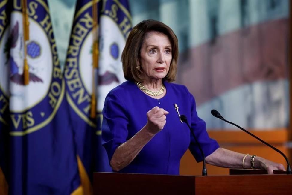 Pelosi asegura que un impeachment contra Trump no vale la pena