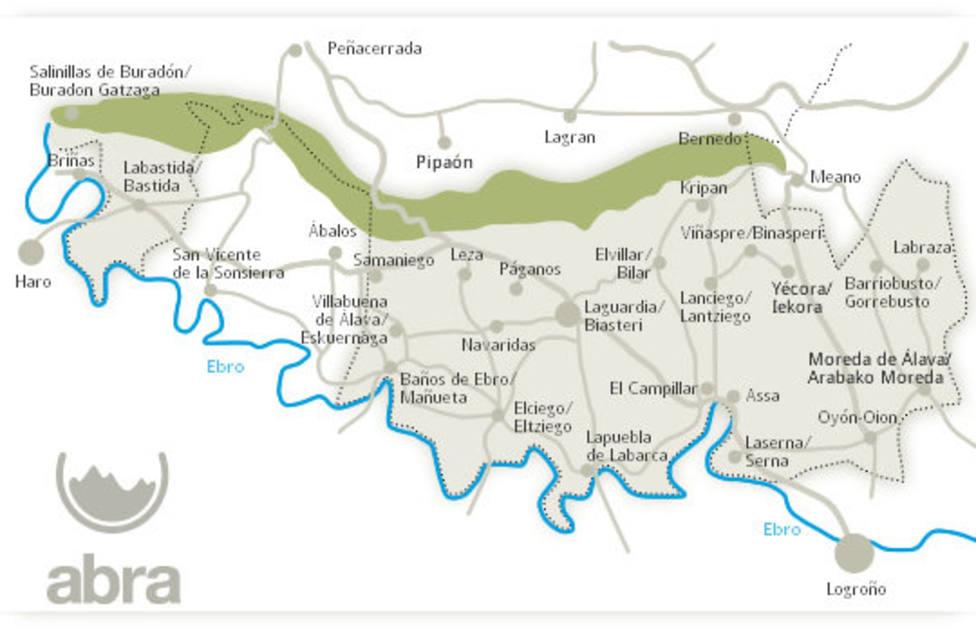 La Asociación de Bodegas de Rioja Alavesa pasará a denominarse Asociación de Bodegas de Euskadi