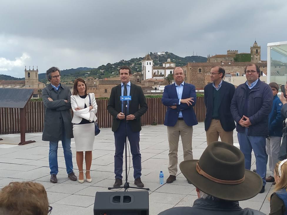 Casado anuncia que extenderá a tres años la tarifa plana para autónomos que emprendan en el mundo rural