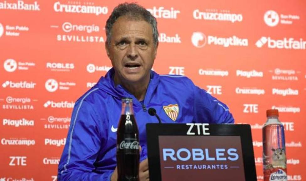 Rueda de prensa Caparrós previa al Athletic de Bilbao