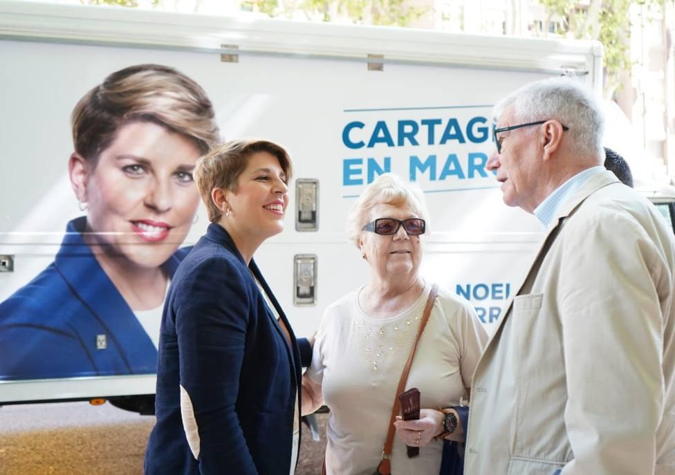Arroyo programa el billete de autobús gratuito para mayores de 65 años