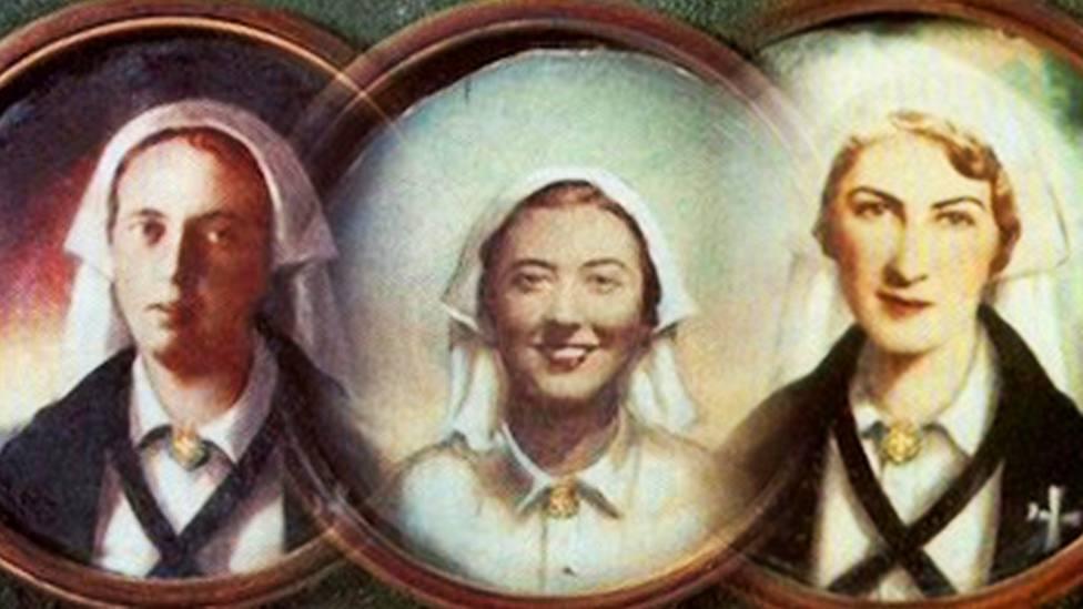 Olga, Pilar y Octavia, la historia de las enfermeras de somiedo mártires durante la Guerra Civil
