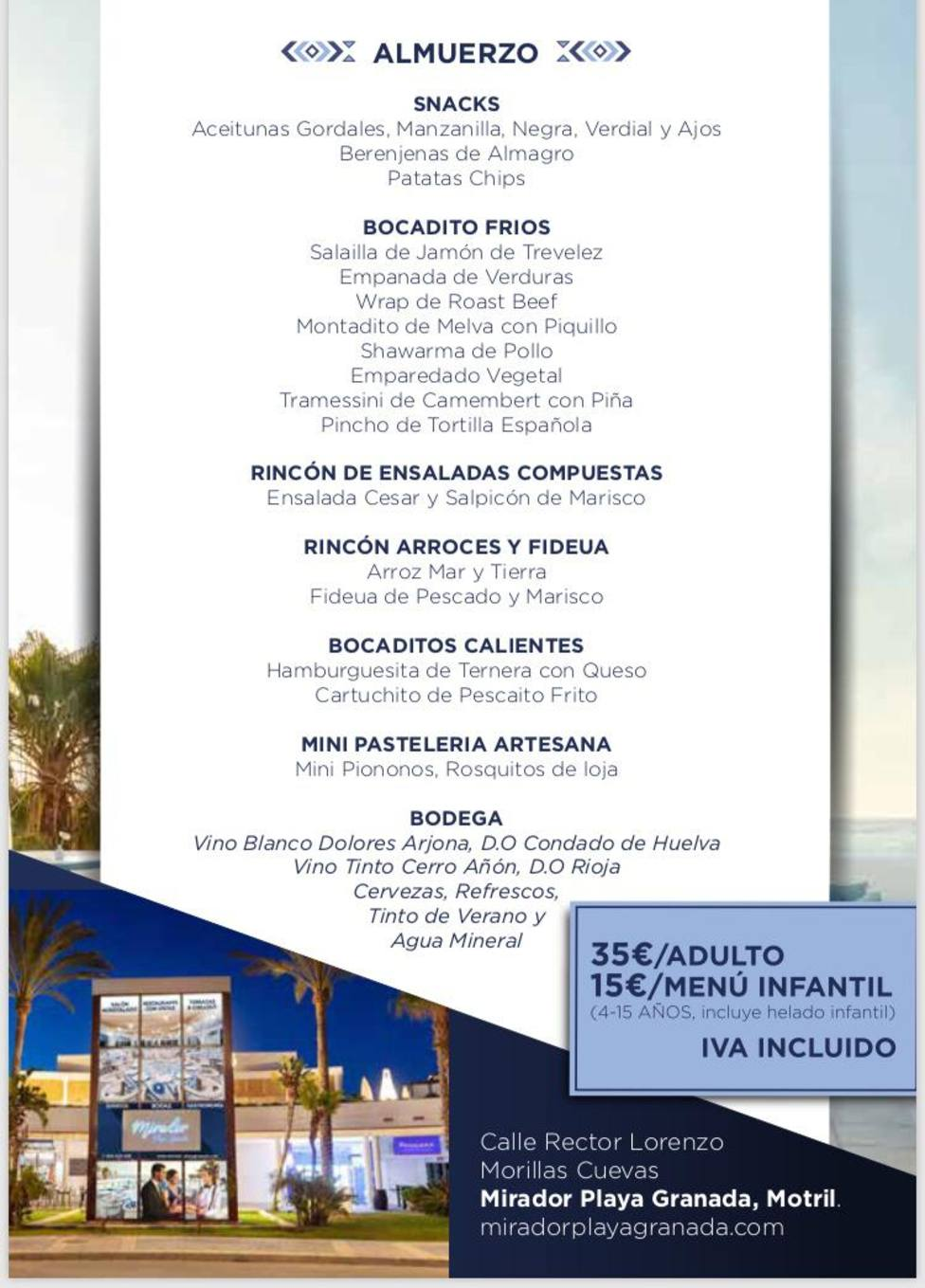 Mirador Playa Granada