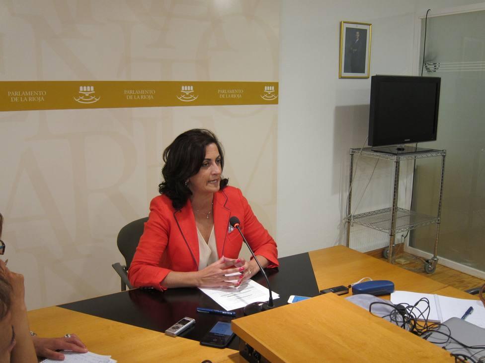 IU reafirma su apoyo a Andreu como presidenta de La Rioja y Cs reitera su no