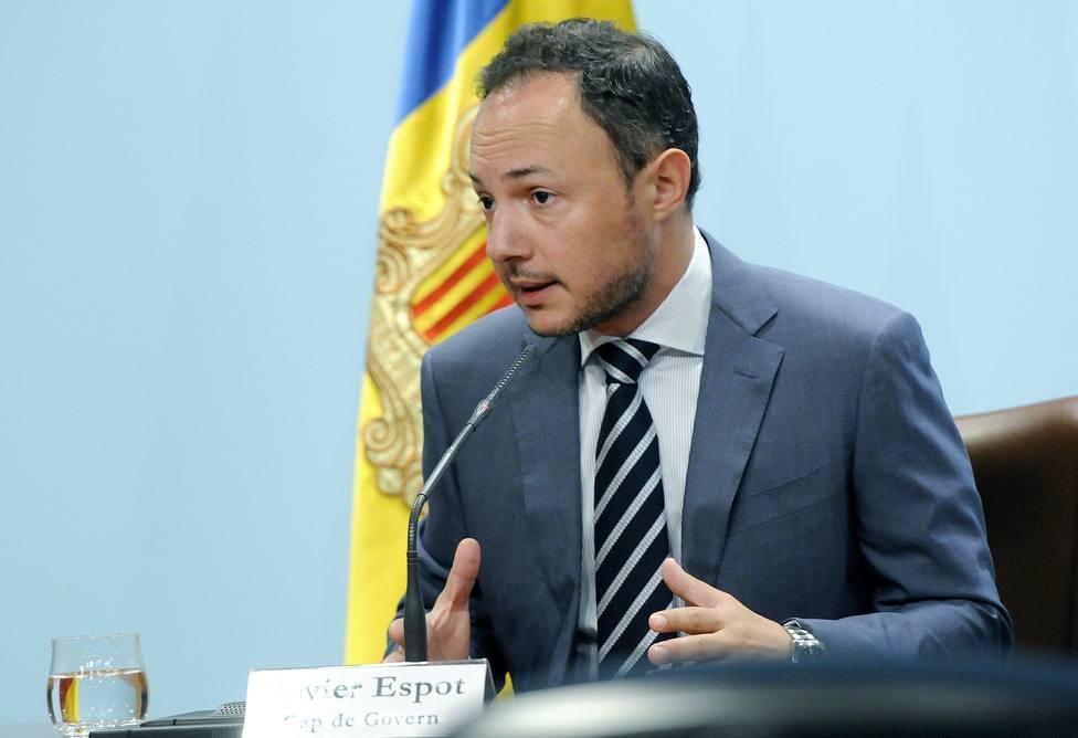 El Gobierno de Andorra cesa a un secretario de Estado por ejercer de observador en partidos de fútbol