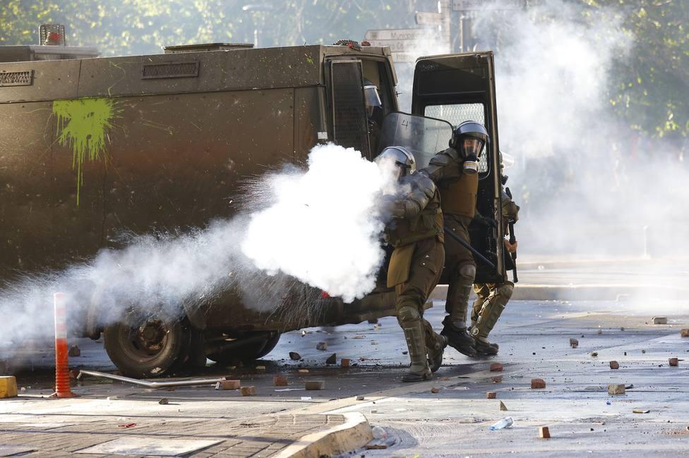 El presidente del Senado de Chile rechaza la posibilidad de que se vuelva a decretar el estado de excepción