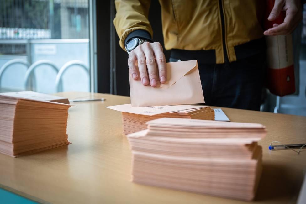 La Junta Electoral Central declara válidas las papeletas con Elecciones Generales Noviembre 19