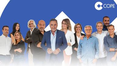 Grupo COPE hace historia con más de 6.500.000 oyentes y es líder del deporte con El Partidazo