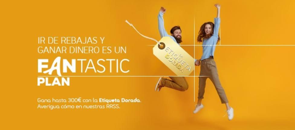Foto de la campaña de las etiquetas