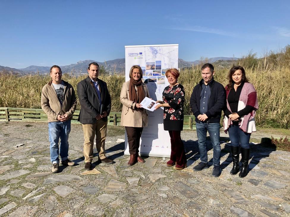 Presentación del proyecto europeo Coasting