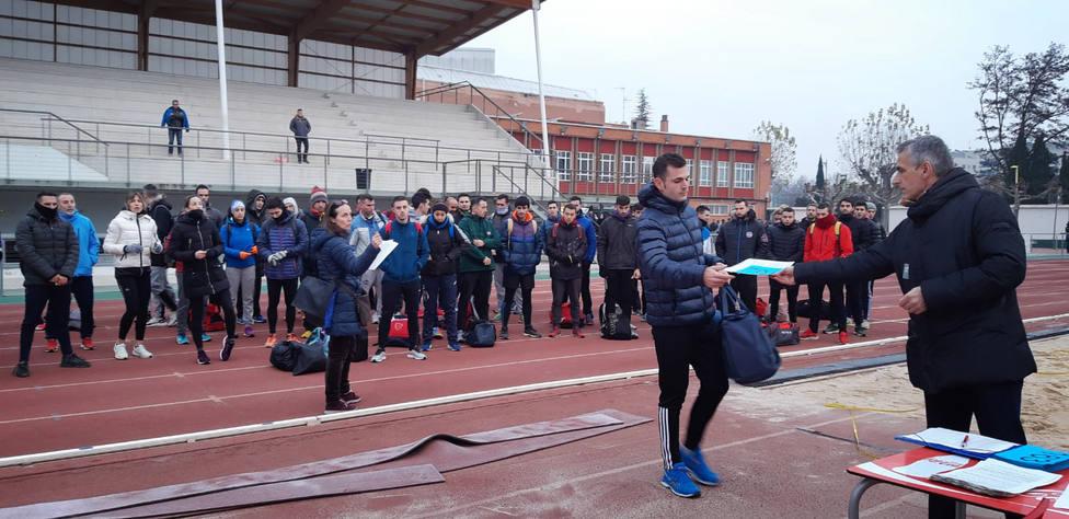 238 aspirantes para 40 plazas de Policía Local inician las pruebas de la mayor convocatoria de La Rioja