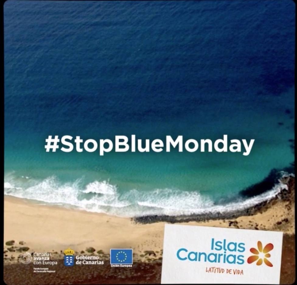BLUE MONDAY CANARIAS