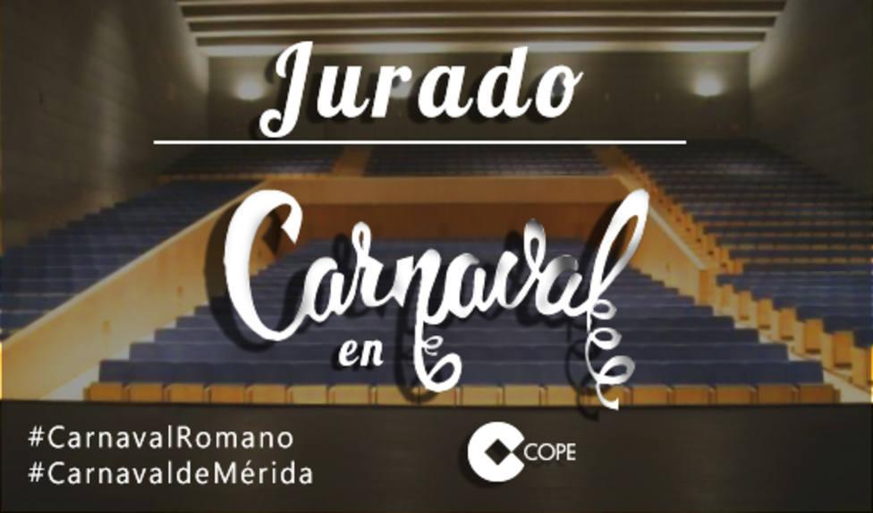 Jurado Carnaval en COPE