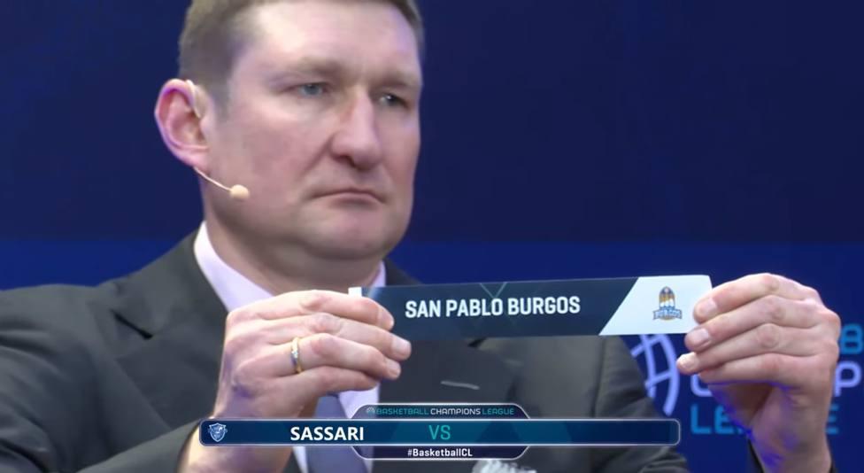 San Pablo Burgos Champions
