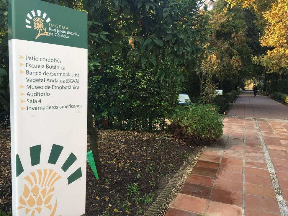 Los espacios del Real Jardín Botánico reabren sus puertas al público desde mañana domingo