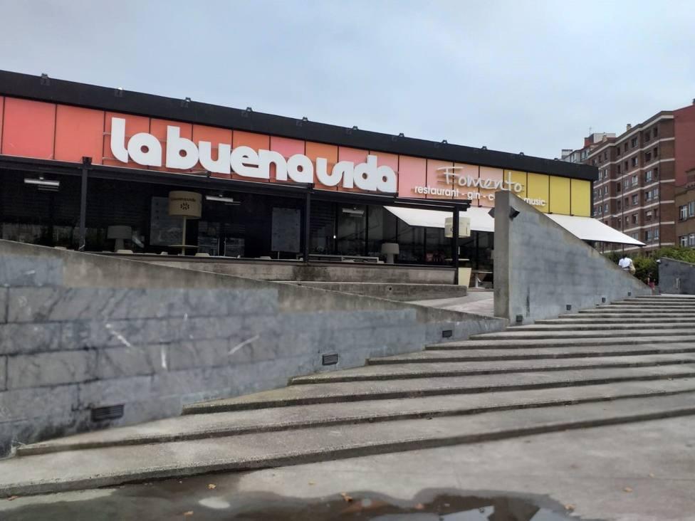 Bar La buena Vida, Gijón