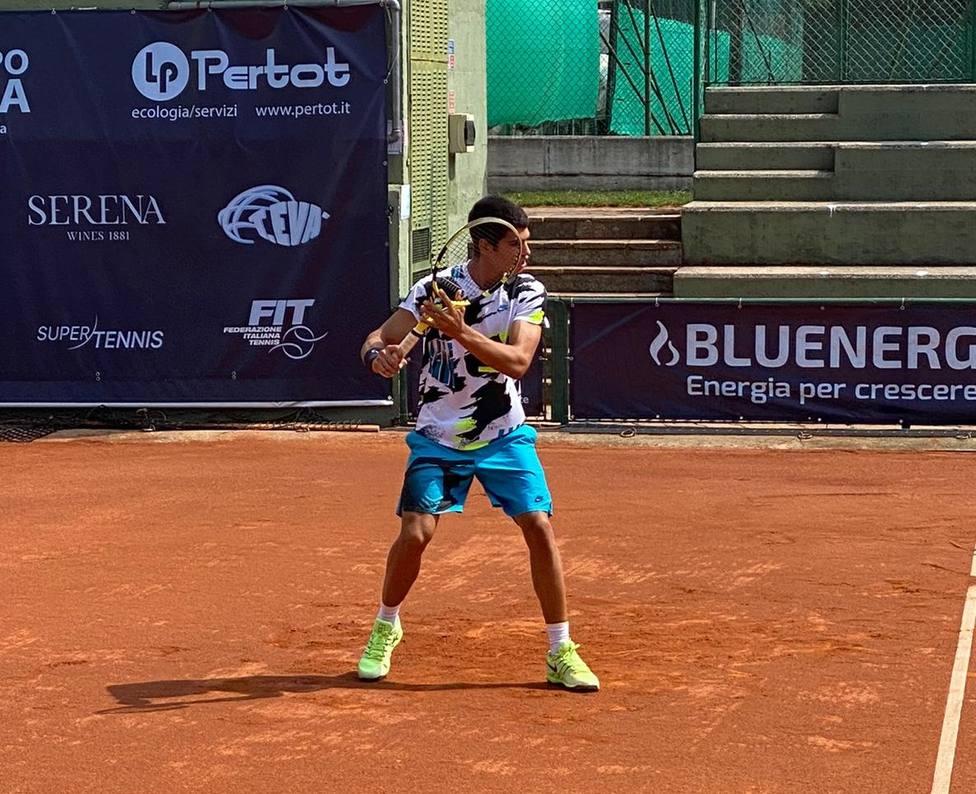 Sigue la racha de victorias de Carlos Alcaraz