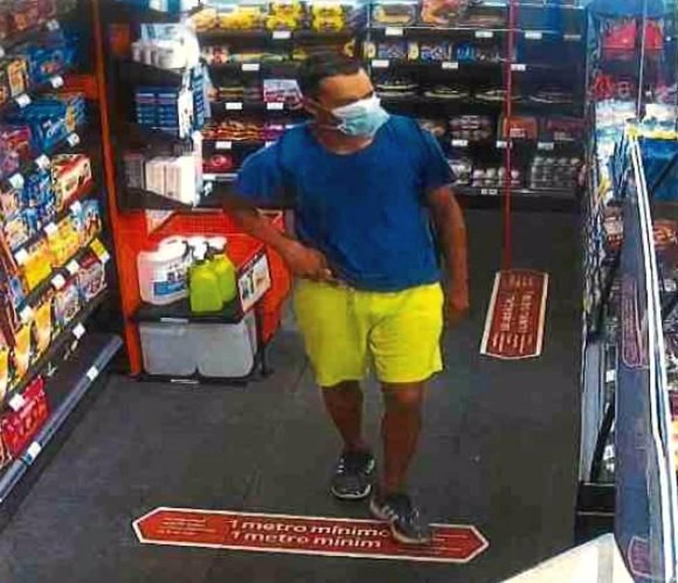 Detenido por robar en una gasolinera dos veces. - MOSSOS DESQUADRA