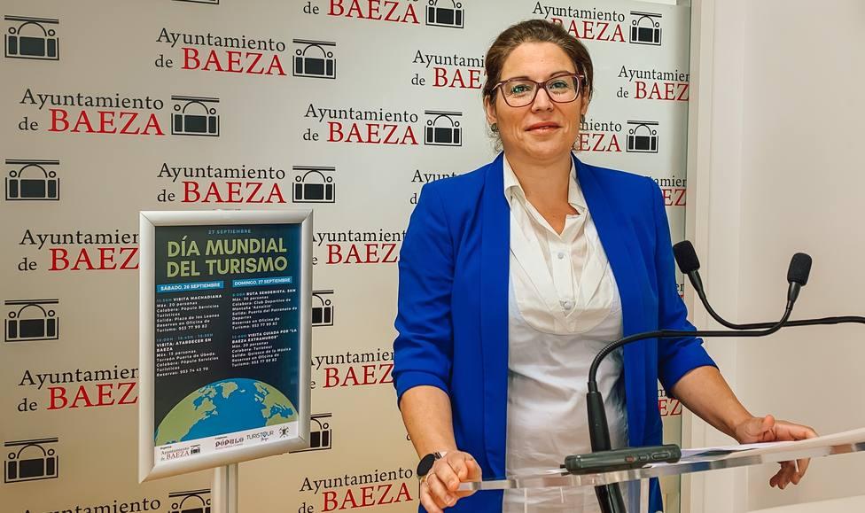 Baeza celebra el Día Mundial de Turismo con actividades gratuitas
