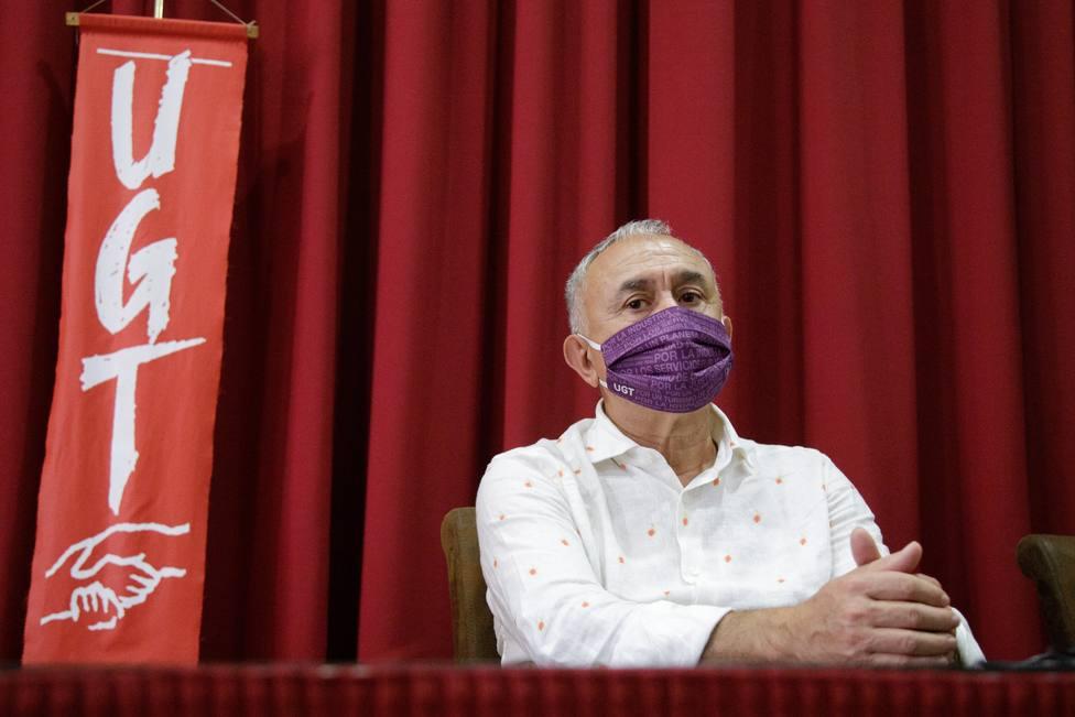 Álvarez (UGT) no ve posible que los ERTE vayan a llegar a todos los sectores