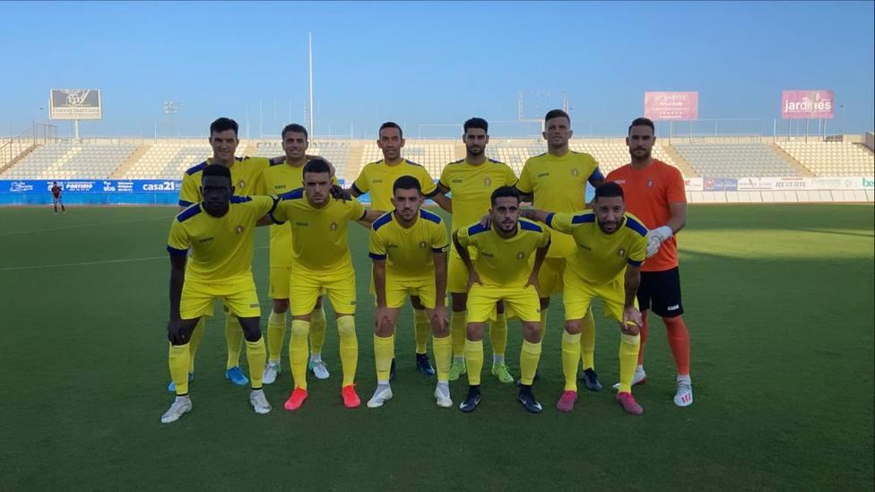 El CF Lorca Deportiva jugará ante el Jove Español tras suspender el partido ante el Hércules CF